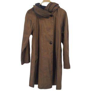 Mycra Pac Donatella Reversible Hooded Raincoat